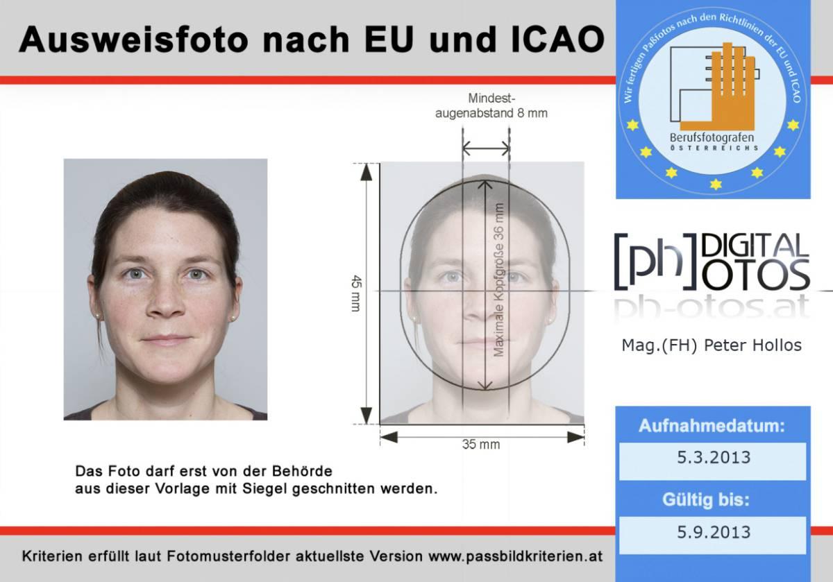 Gemütlich Uns Passbild Vorlage Bilder - Entry Level Resume Vorlagen ...